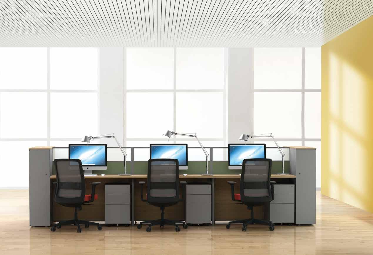 职员空间(屏风、钢柜类商品)