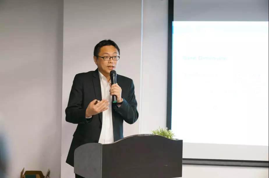 震旦集团3D事业运营副总 蔡万全Cooper Tsai谈及震旦3D&Nano Dimension中国大陆合作策略