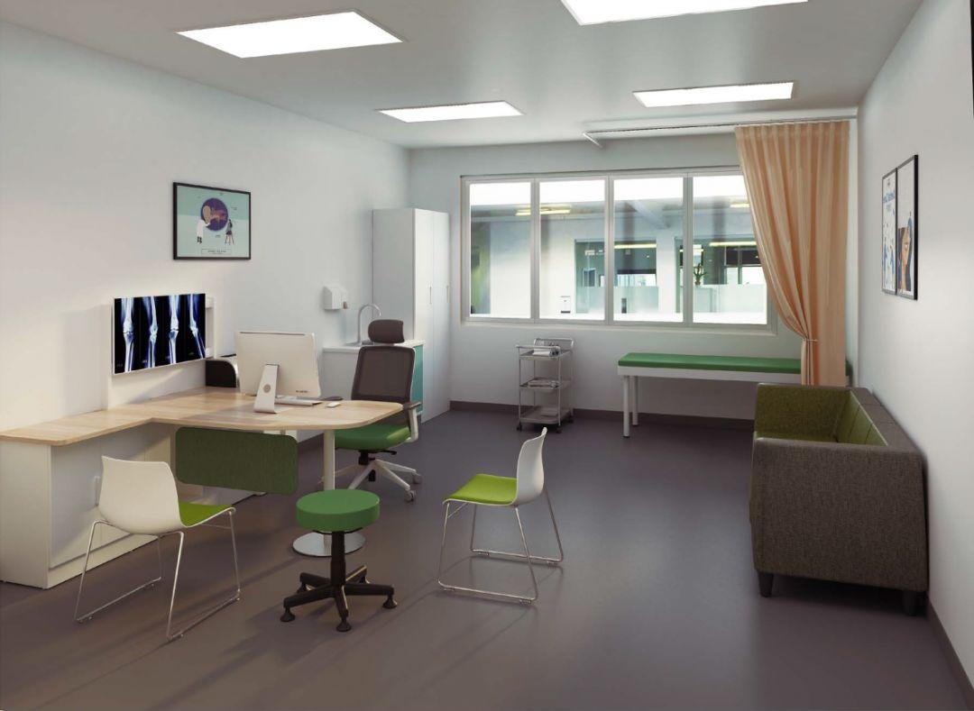 Cater诊桌、诊床