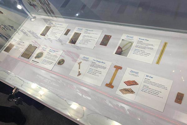 Nano Dimension电路板打印样件