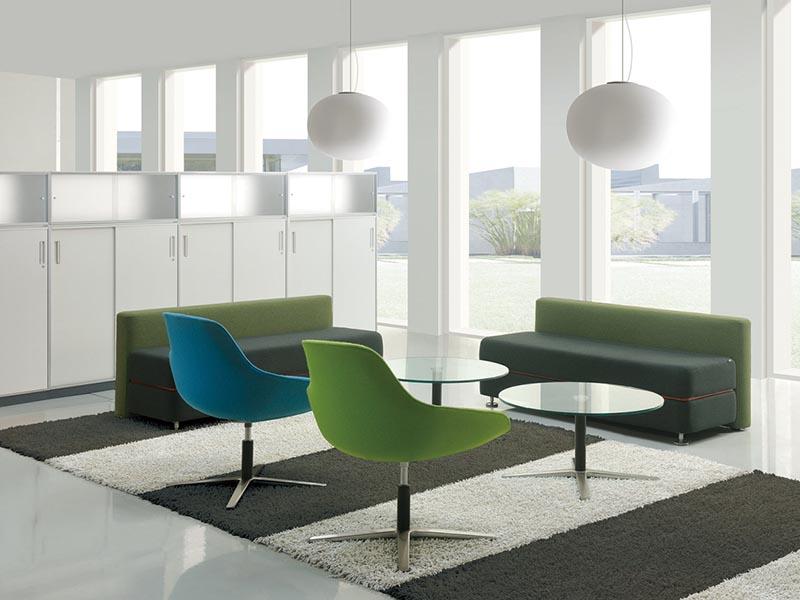 ▲公共空间(沙发坐具软包类商品)