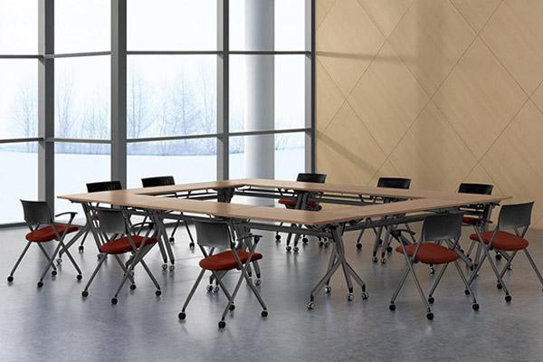 ▲培训空间(培训桌椅类商品)