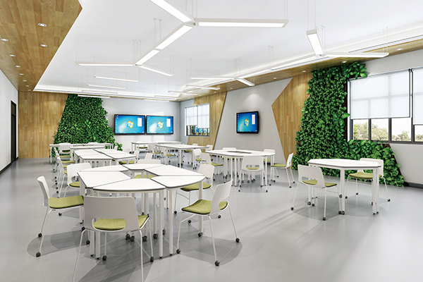 多功能教室空间解决方案